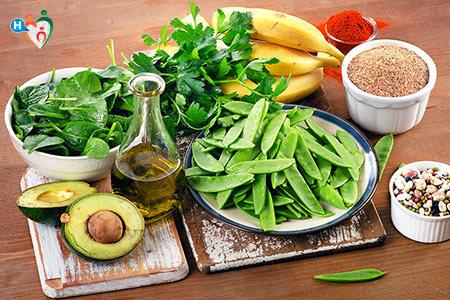 Immagine che mostra quali sono gli alimenti che contengono la vitamina K