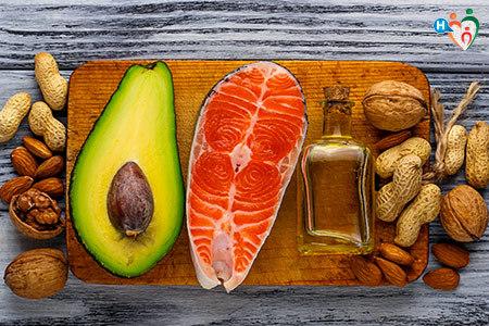 Immagine di alimenti che contengono la vitamina F