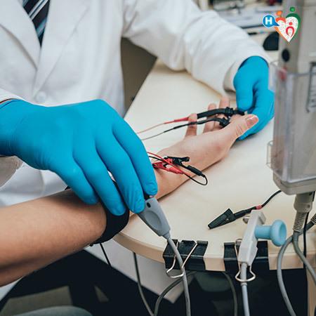 Elettromiografia - Esame