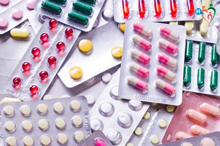 Interazioni Farmaci - Pastiglie