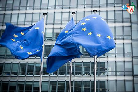 Immagine che raffigura bandiere dell'Europa