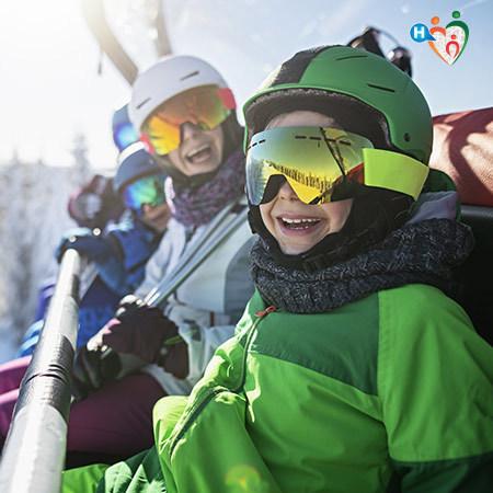 Bambini e sci - Sport invernali