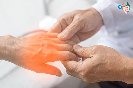 Immagine che raffigura intorpidimento della mano