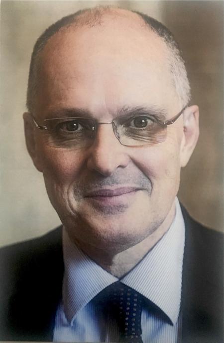Ritratto di Walter Ricciardi, membro italiano dell'OMS