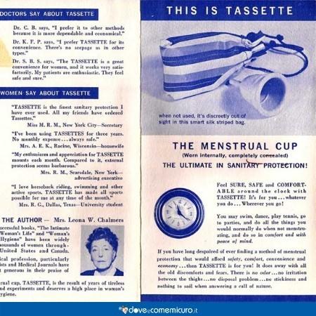 Immagine di Tassette Museum che ritrae un bando pubblicitario della coppetta