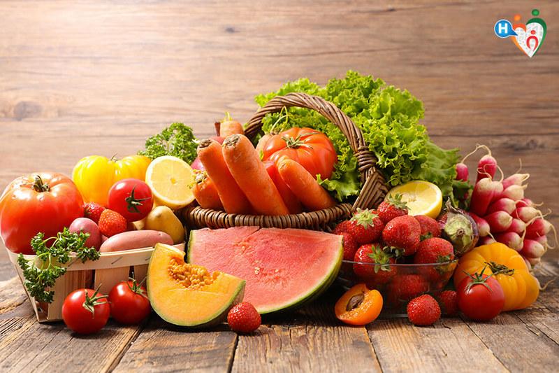 Frutta e Verdura per una dieta contro il diabete