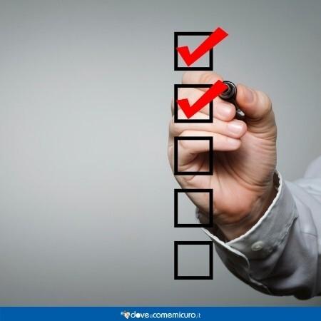 Immagine che rappresenta una lista di obiettivi da raggiungere