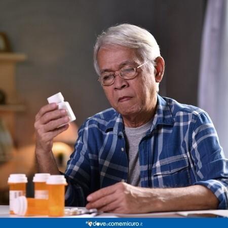 Immagine che rappresenta dei farmaci somministrati al paziente parkinsoniano