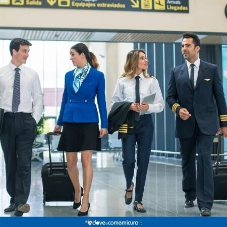 Immagine che rappresenta gli assistenti di volo