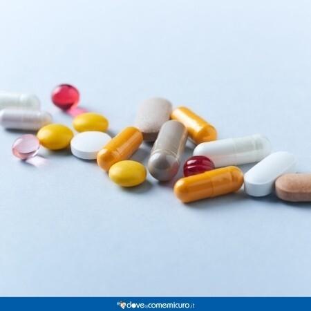 Immagine che rappresenta i farmaci da assumere