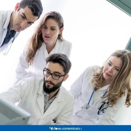 Immagine che rappresenta un'equipe di medici