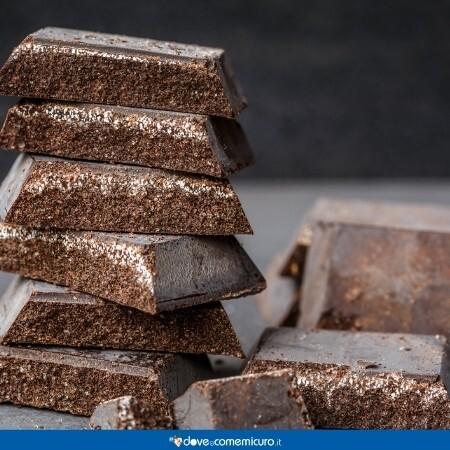 Immagine che rappresenta del cioccolato