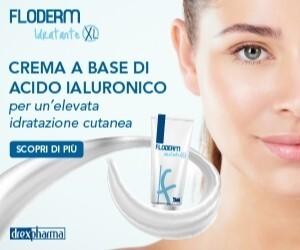 Banner per Floderm crema viso