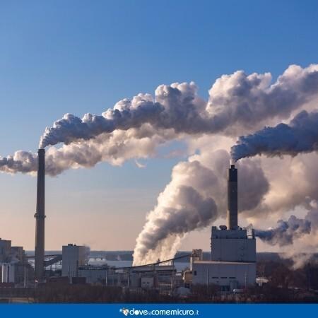 Immagine che rappresenta delle fabbriche