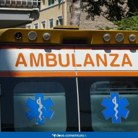Immagine che rappresenta un'ambulanza