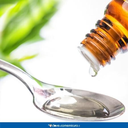 Immagine che rappresenta un farmaco preso a gocce