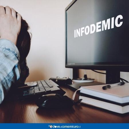 Immagine che rappresenta una persona davanti allo schermo del pc sconsolata e impaurita