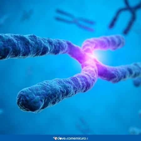 Immagine che rappresenta un gene che subisce una mutazione