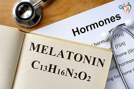 Formula della Melatonina e degli Ormoni