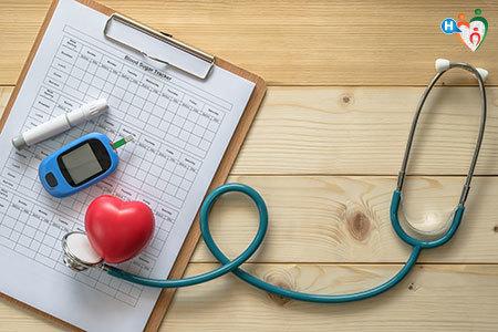 Misurazione del Diabete ed ascolto del Cuore