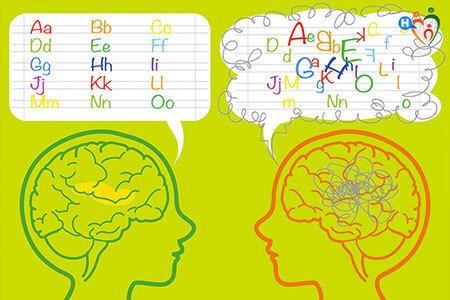 Come funziona  il cervello con la dislessia? Quali lettere vengono mischiate?