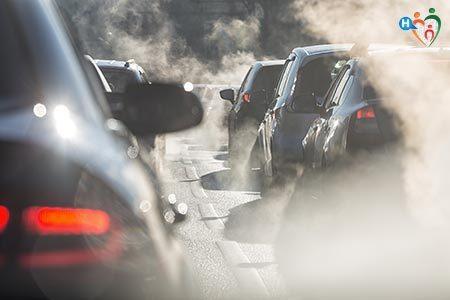 Smog, inquinamento e automobili