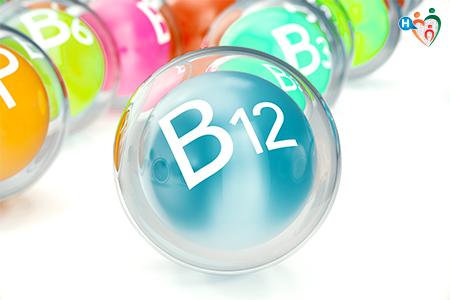 immagine che mostra la vitamina b 12