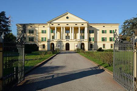 Villa Ranuzzi - Facciata