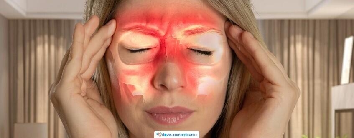Sinusite: cos'è? Sintomi, rimedi e diagnosi
