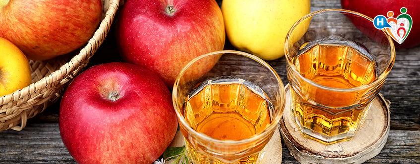Antitumorale il succo di mela