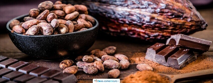 Cioccolato fa bene: gli effetti benefici sulla salute