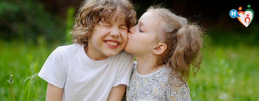 Il potere del bacio: i 10 effetti benefici