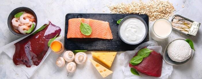 Vitamina B12: in quali alimenti si trova e a cosa serve