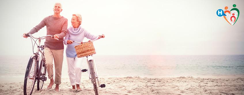 Addio terza età: come gli over 55 stanno cambiando
