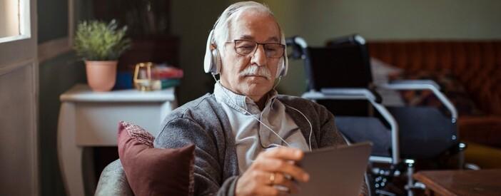 Tecnologie multimediali per anziani: l'esperienza di Villa Ranuzzi