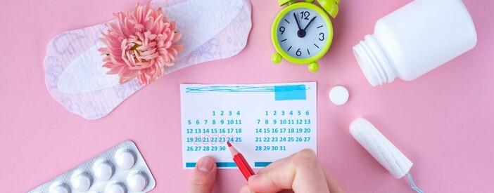 Le mestruazioni: colore, durata, sintomi e problematiche