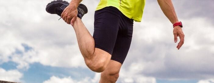Dolore al quadricipite durante e post corsa: come risolverlo?