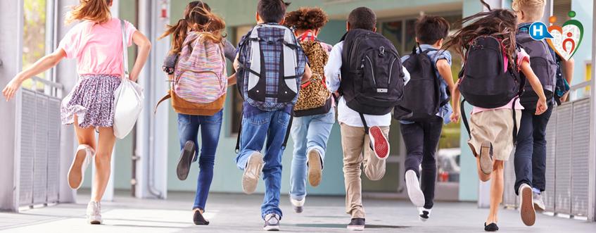 Rientro a scuola: i bambini e i genitori sono pronti?