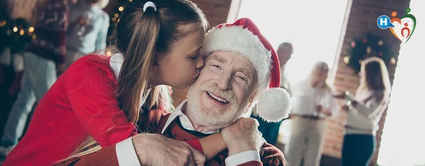 Natale e Alzheimer: consigli utili per malati e caregiver