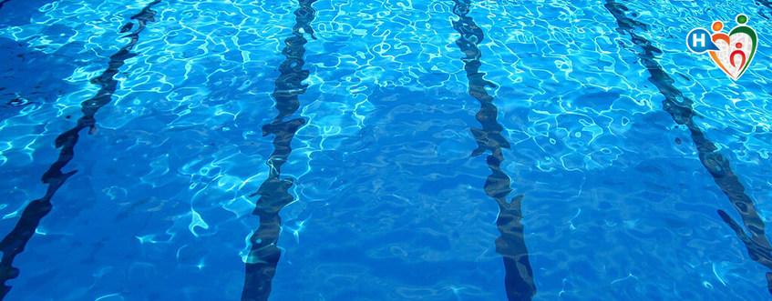 Il nuoto, quasi nulla lo vieta