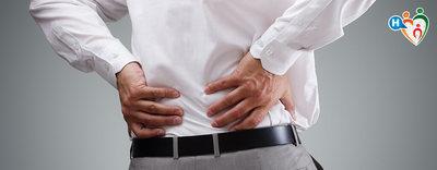 Movimento mirato contro il mal di schiena