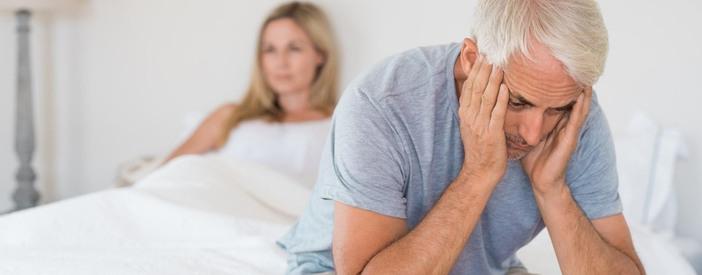 Disfunzione erettile: cause, rimedi e terapia
