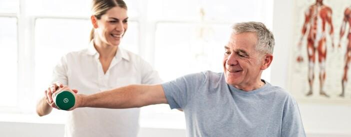 Fisioterapista: cosa fa? Quando scegliere la fisioterapia