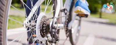 Il diabete non va in bici