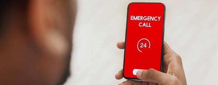 Vademecum dell'emergenza: quando e come chiamare il 118?