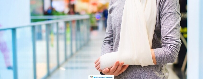 Fratture a un braccio o a una gamba: cosa fare e non fare?