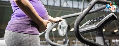 E' OK l'esercizio fisico in gravidanza