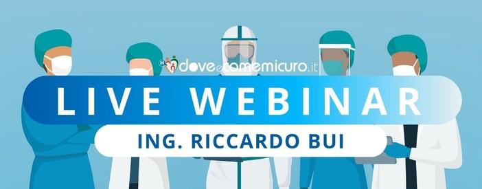 Report Webinar con Ing.Riccardo Bui: Modello per la gestione della crisi COVID e ripartenza