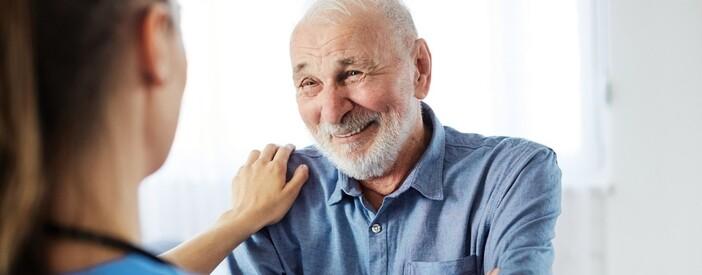 Salute dell'anziano: problemi, visita geriatrica e Covid19