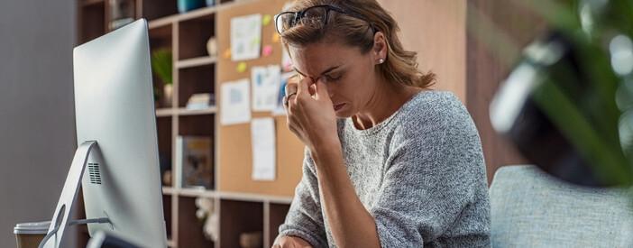 Astenopia da videoterminale: sintomi, cause e cure